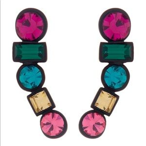 TRINA TURK EARRINGS!!